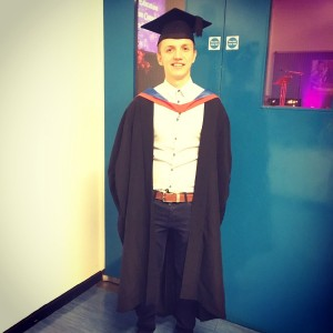 Matt Graduation 6.10.16