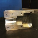 Ali Machined Component