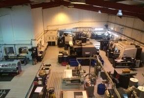 Elder Machining Facility